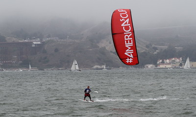 America's Cup Kites
