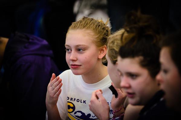 TCIS Swim 2013