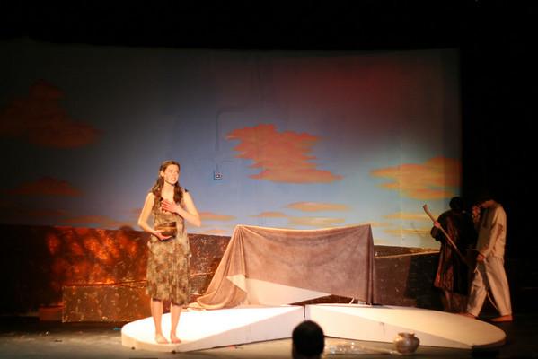 Children of Eden - Dress Rehersal 3/14