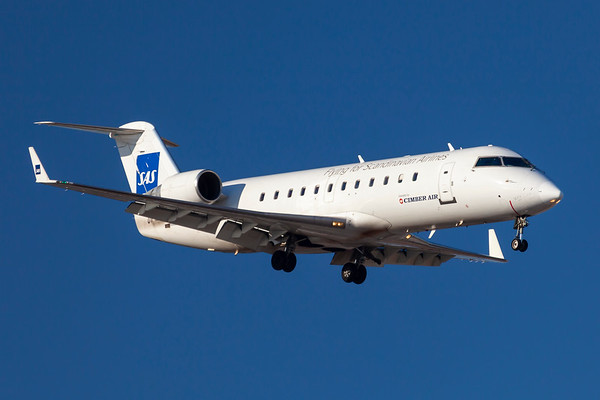 OY-MBU - Bombardier CRJ-200