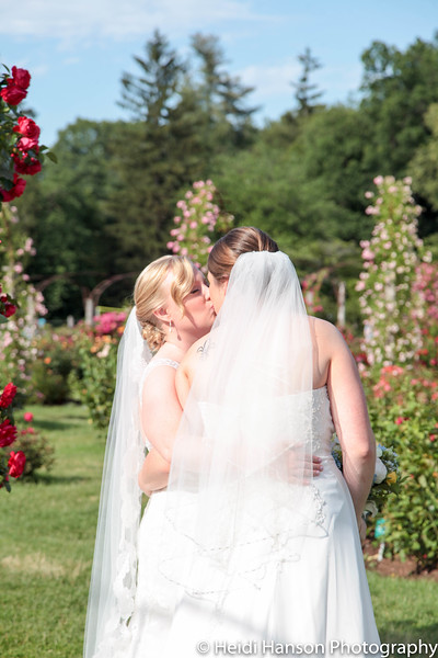 Fiona and Kaitlyn Pond House Wedding
