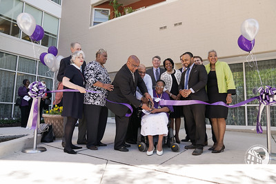 The Allendale (RAD) Ribbon Cutting