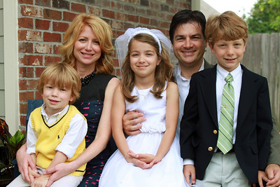 First Communion & 8th Birthday   2010