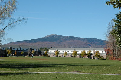 Monadnock - From campus