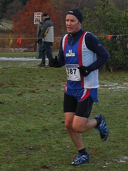 2005 Canadian XC Championships - Art B. - 2:11 marathoner