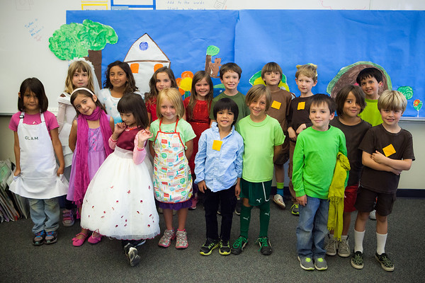 1st Grade Play - Palmer