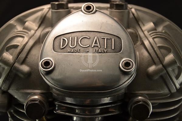 Ducati 175 Detail Gallery