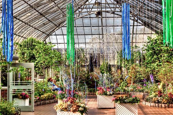 Krohn Conservatory/Findley Market