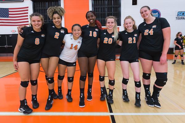 2021 Women's Volleyball vs UC Santa Cruz (UCSC) 09-17-2021