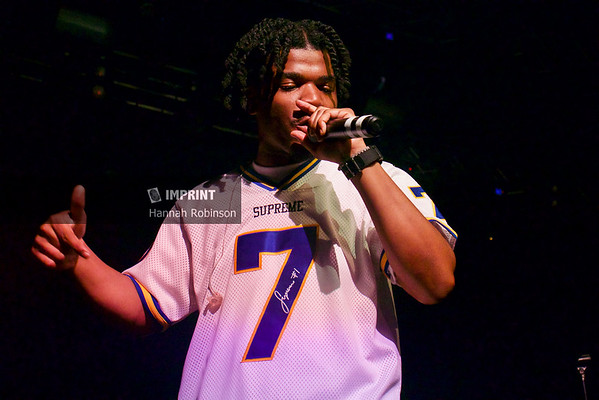 Smino at 170 Russell - Melbourne, AUS | 30.1.2019