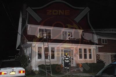 Hempstead F.D. Working House Fire 70 Baldwin Rd. 7/28/10