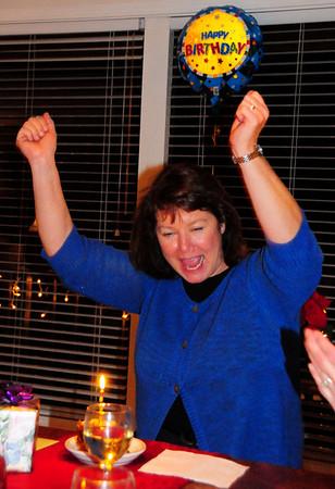Kathy's birthday party 12-27-09
