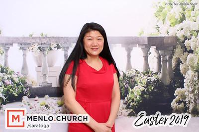 Menlo Church Saratoga's Easter 2019