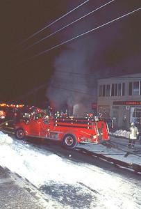 Easton, Main St 12/1984