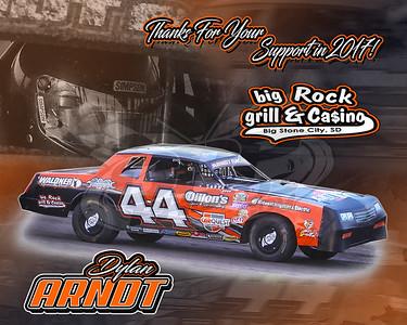 Dylan Arndt Sponsors