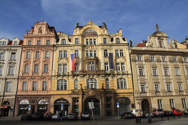 Prague Nov 09