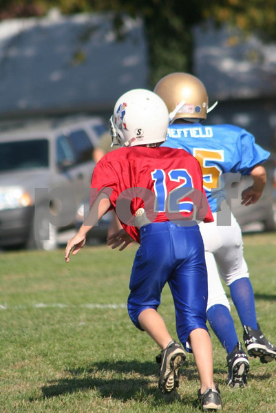 LLF-JR-Higginsville Blue vs Lexington Indians 10-27-07