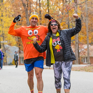 2017 Salisbury Presbyterian Church Turkey Waddle 5K