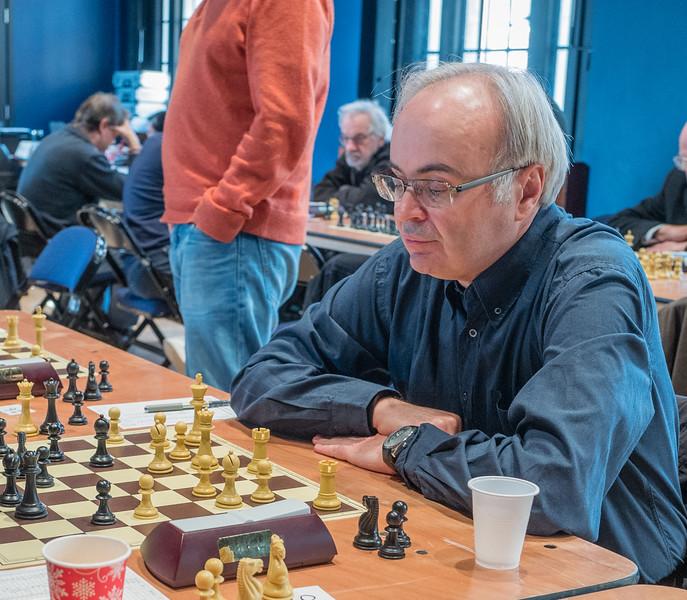 James McDonnell, major section joint winner