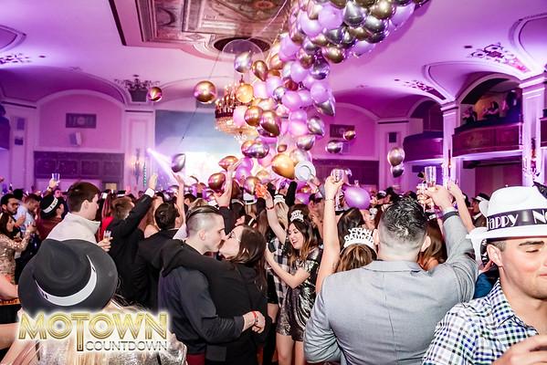 Motown Countdown NYE