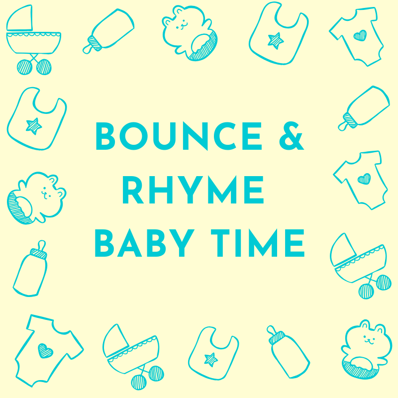 Bounce and Rhyme Baby Time