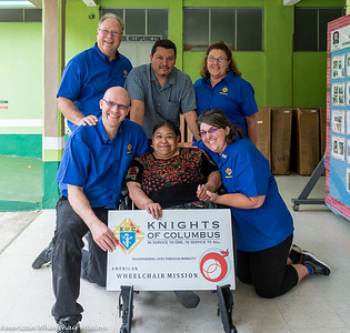 Hospital Wheelchair Distributions