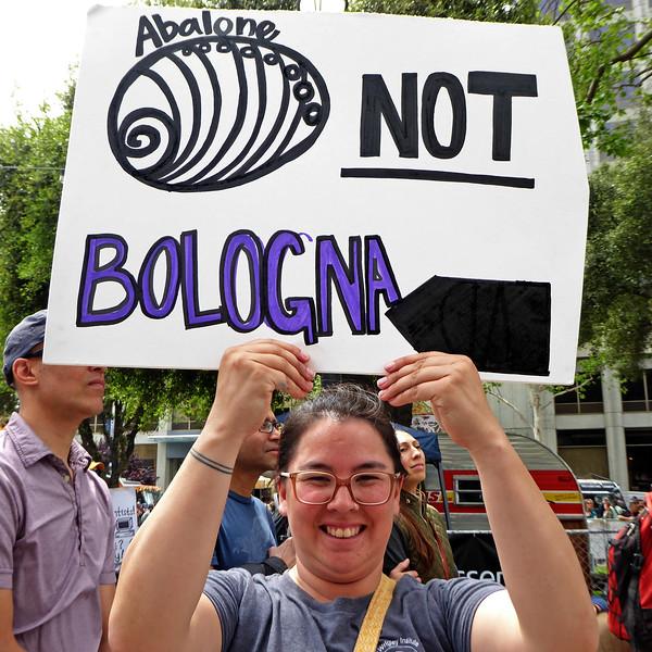 Abalone Not Bologna
