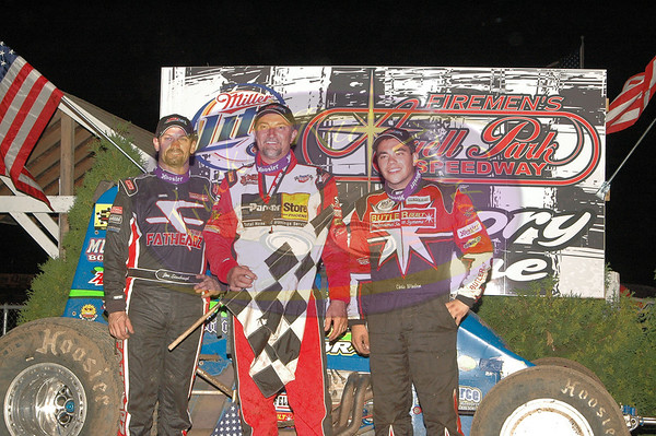 USAC Sprints - June 24, 2012