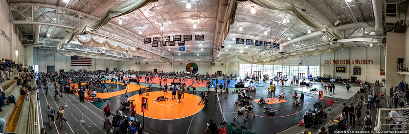 2018 USA Wrestling Central Regionals