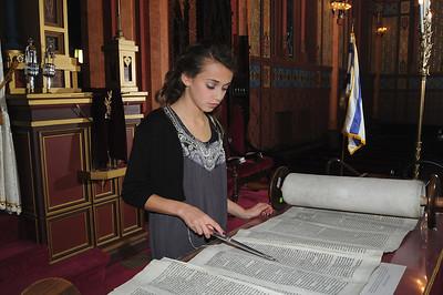 Rabin Bat Mitzvah