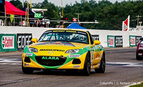2015 Global MX-5 Cup - CTMP Mobil 1 GP