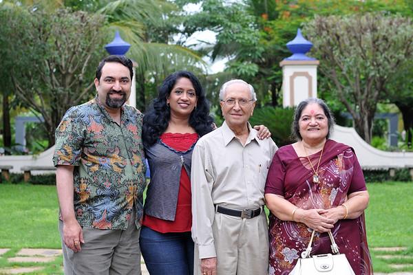Club Mahindra, Goa Jun'11