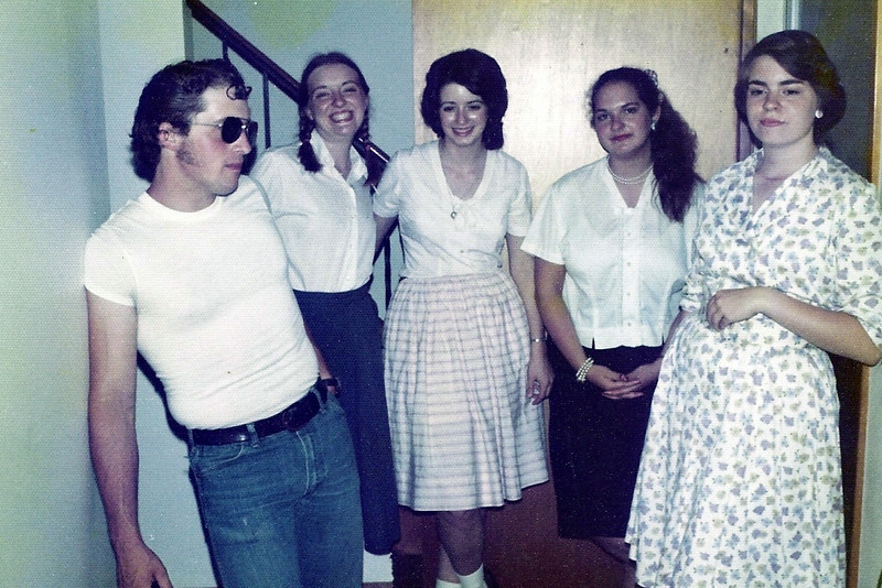 50's Party, May 1975