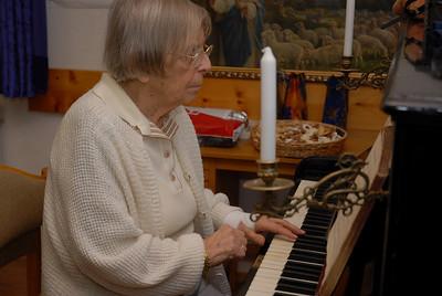 Mami wird 91