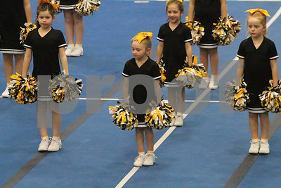 NVAC Cheerleading 2/7/15
