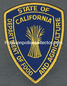 California Dept of Food & Agriculture