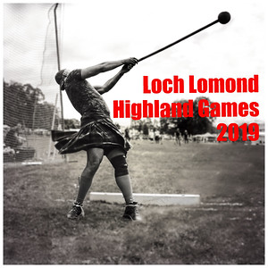 The 2019 Loch Lomond Highland Games