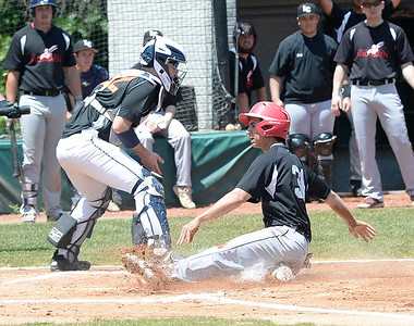 Ironmen drop twin bill to Longhorns