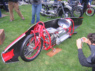 Legend of the Motorcycle