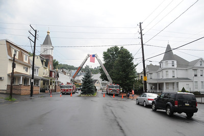 2011 SCHUYLKILL COUNTY VOLUNTEER FIRE FIGHTERS CONVENTION MINERSVILLE