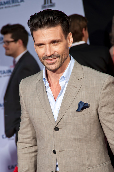 HOLLYWOOD, CA - MARCH 13: Actor Frank Grillo arrives at Marvel's 'Captain America: The Winter Soldier' premiere at the El Capitan Theatre onThursday,  March 13, 2014 in Hollywood, California. (Photo by Tom Sorensen/Moovieboy Pictures)