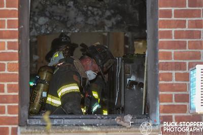 Apartment Fire - 463 Pelham Road, New Rochelle, NY - 12/27/18