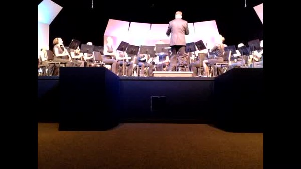 2013-04-19 RHS Band Festival Disney performance video