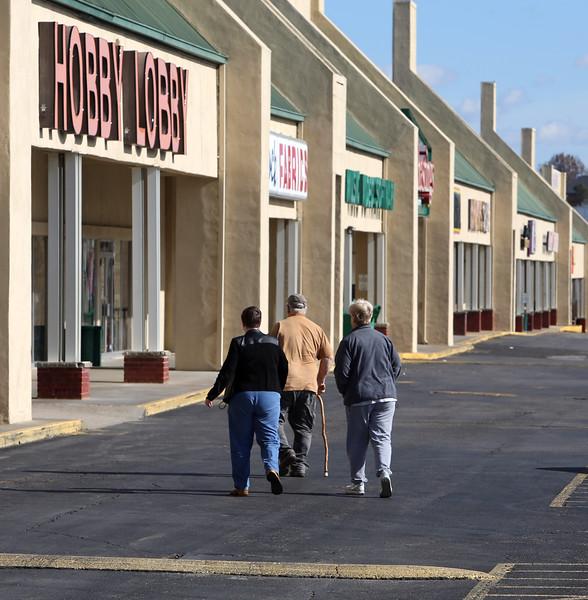Curt's Shopping Center, 2246 E. Shawnee Ave. in Muskogee.