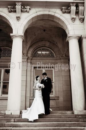 Ashleigh and Brian - Wedding