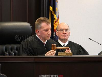 Jason Cook Yates County Judge 12-30-16
