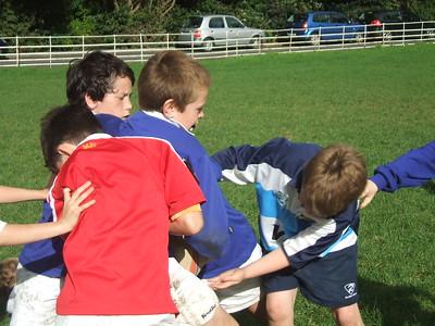 F5& 5(1) Rugby Training