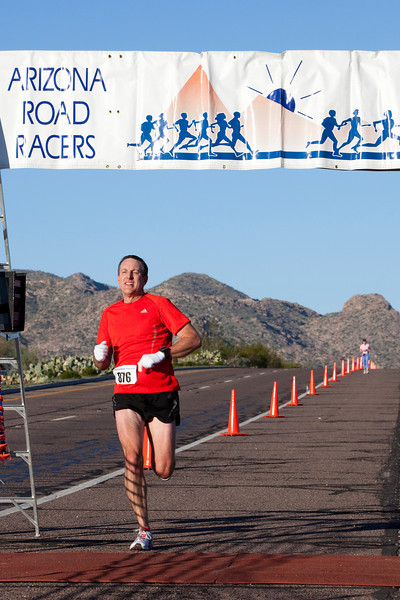 ARR Desert Classic Marathon & Half Marathon 2009