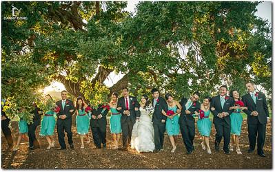 Stephanie & Gerald Wedding