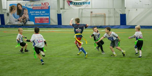 Josh Flag Football 11/13/16